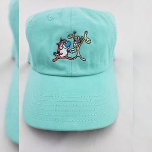 NWOT Nickelodeon Ren & Stempy Hat